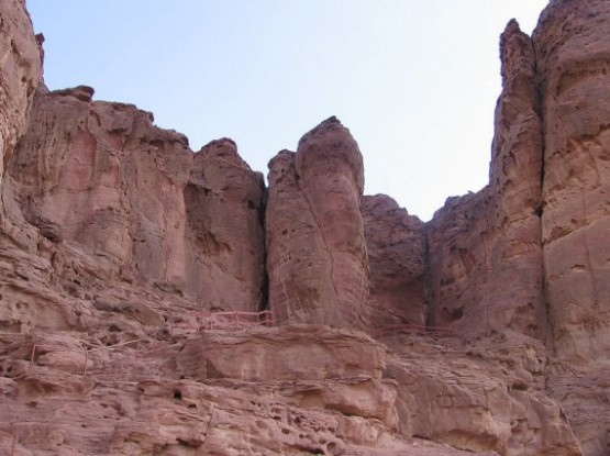 Timna - King Solomon's Pillars