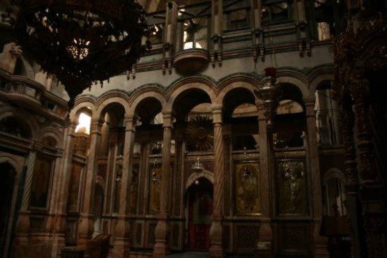 Church Of The Holy Sepulchre - Catholicon - 1