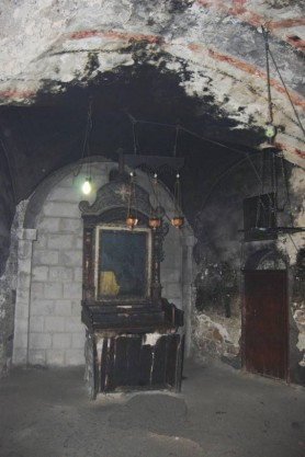 Church Of The Holy Sepulchre - Jacobite Chapel - Altar