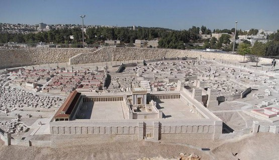 The Israel Museum - Second Temple Model