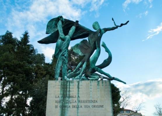 Monumento alla resistenza di Ancona
