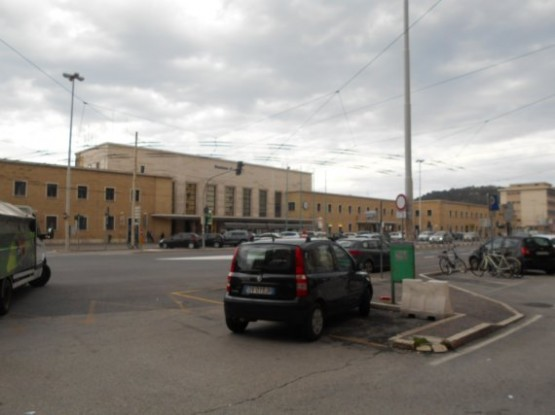 Ancona Train Station