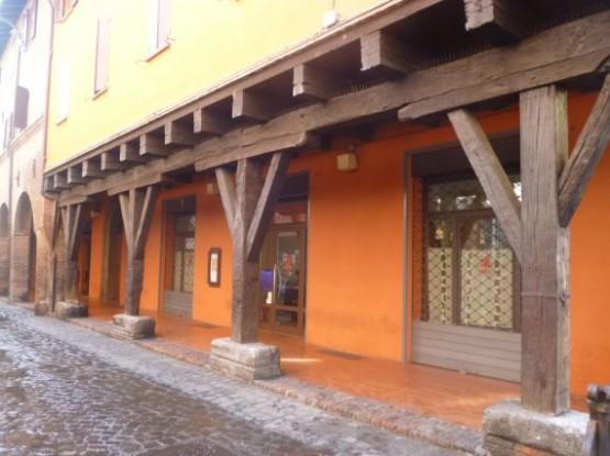 Bologna Portico Tipico