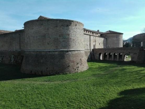 Rocca Costanza Degli Sforza 1