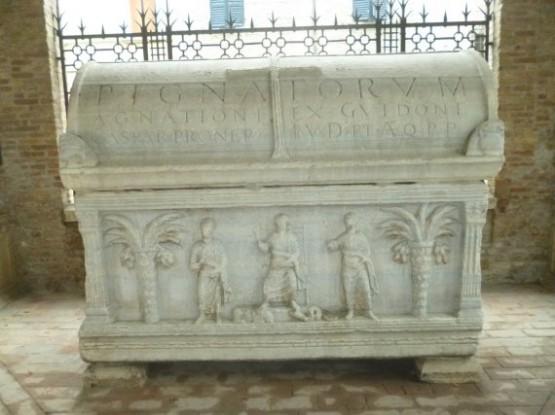 Tomba Di Dante (Quadrarco Di Braccioforte 13)