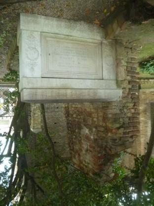 Tomba Di Dante (Quadrarco Di Braccioforte 14)