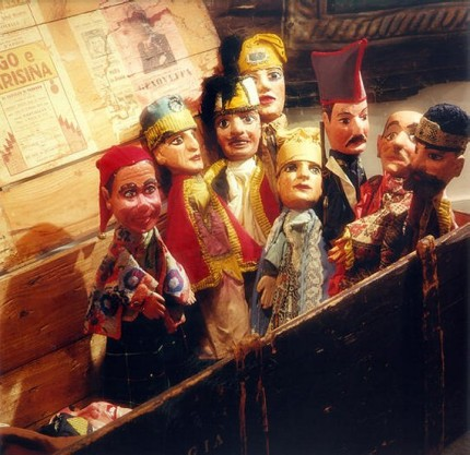 La Casa Delle Marionette 1