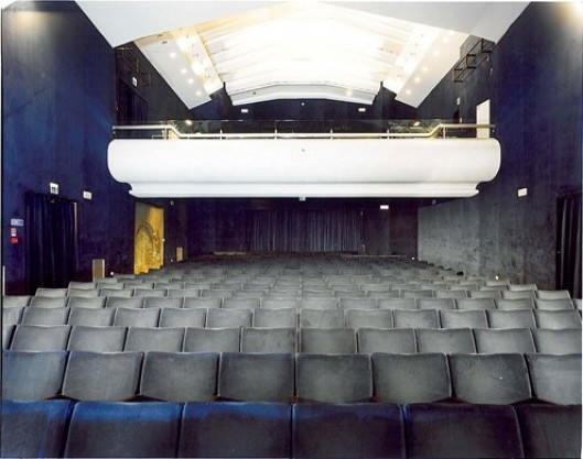 Teatro Luigi Rasi Inside