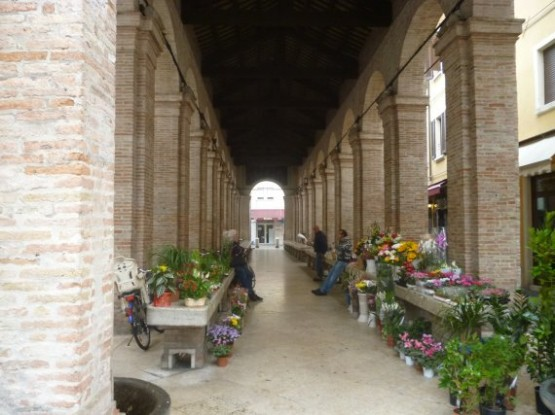 Fish Market Piazza Cavour - 1