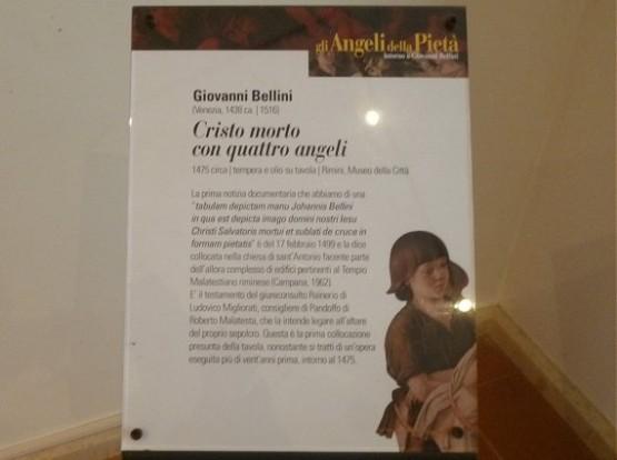 Museo Della Citta Di Rimini - Bellini - Pieta (1)