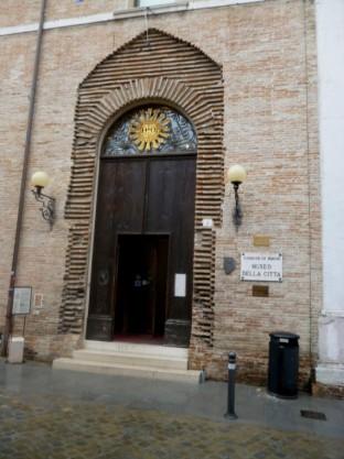 Museo Della Citta Di Rimini - Entrance