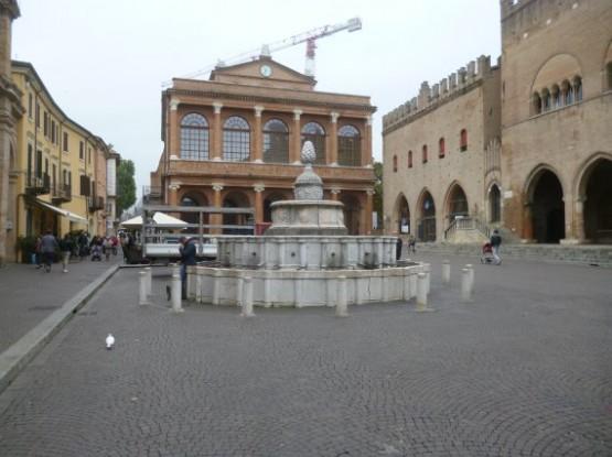 Fontana Della Pigna 1