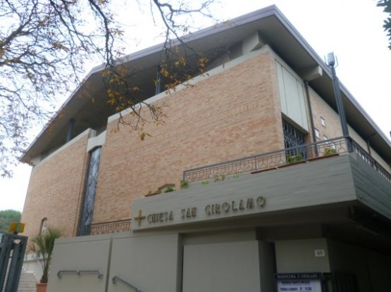 Chiesa Di San Girolamo 1