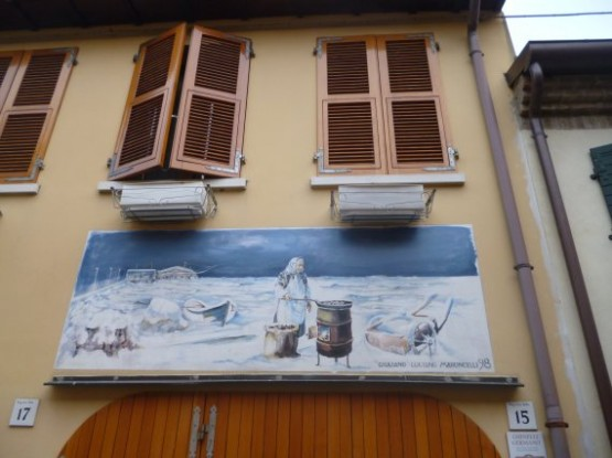 Borgo San Giuliano - Murales (1)