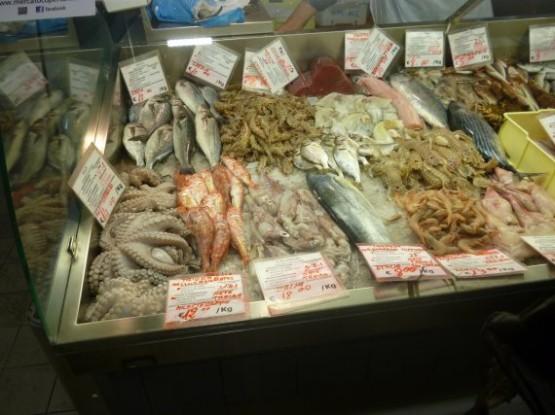 Il Mercato Coperto di Rimini (Sea Food)