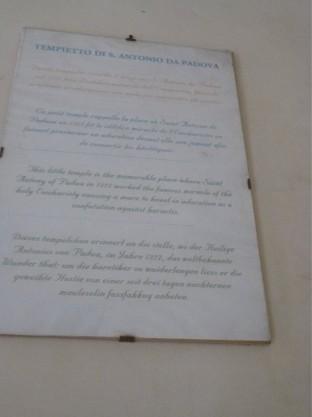 Piazza Tre Martiri - Chiesa Dei Minimi Di San Antonio Da Padova 1