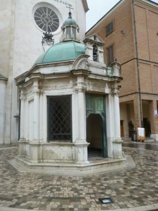 Piazza Tre Martiri - Chiesa Dei Minimi Di San Antonio Da Padova 5