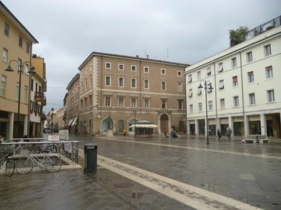 Piazza Tre Martiri - Palazzo Tingoli