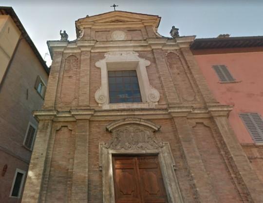 Chiesa di San Francesco di Paola sede della Confraternita del Corpus Domini
