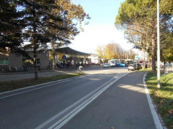 Pesaro Bus Station