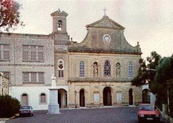 Церковь и монастырь Святого Креста