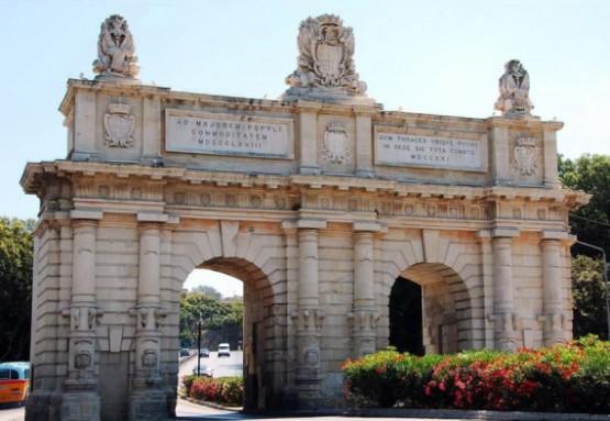 Ворота Порте Дес Бомбес