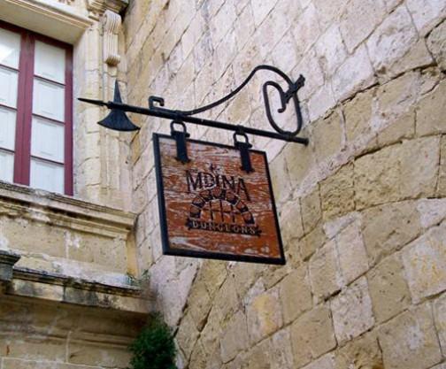 Музей пыток, Мдинская темница
