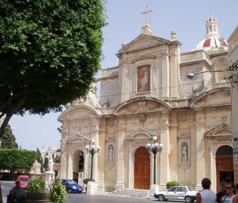Церковь Святого Павла и Грот