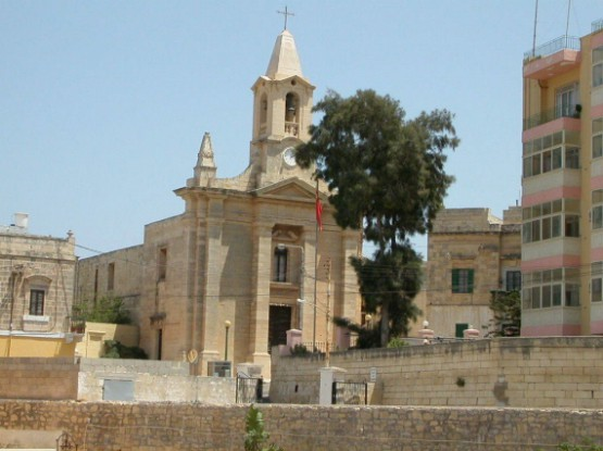 Церковь Лапси