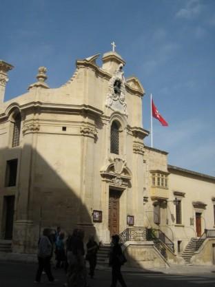 Церковь Мадонны Победительницы
