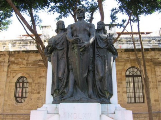 Монумент Великой Осады
