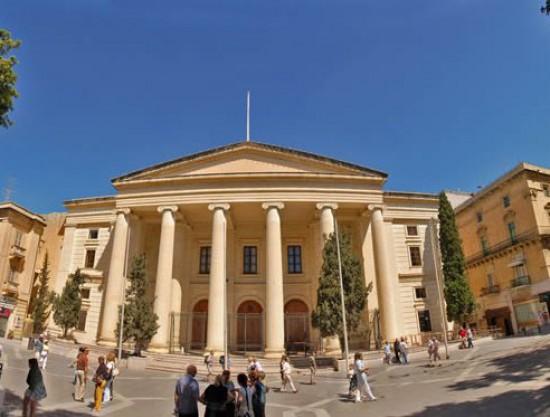 Здание Суда Мальты
