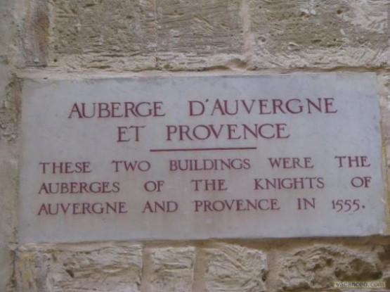 Auberge De Auvergne et Provence tablet