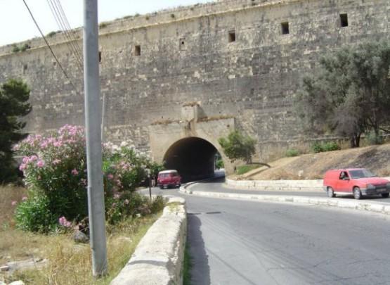 Polverista Gate