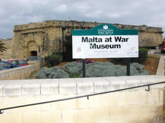 Malta At War Museum - 1