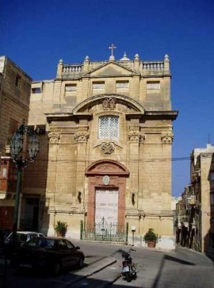 Церковь Санта Схоластика