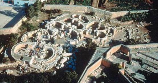 Tarxien General View