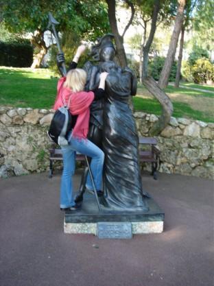 статуи в Садах Святого Мартина
