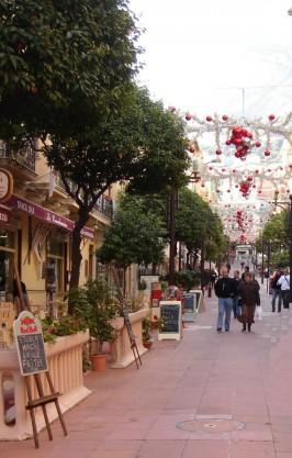 Улица Принцессы Каролины