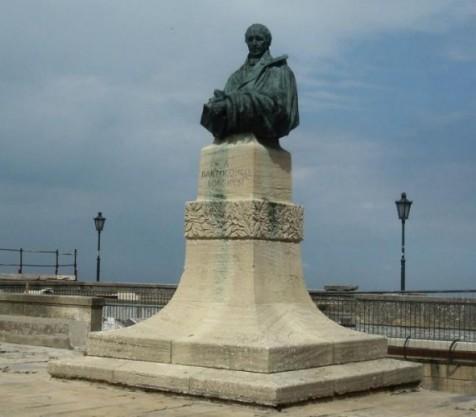 Il Monumento a Bartolomeo Borghesi