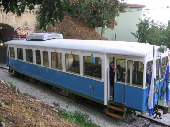 Montale Gallery And Historical Train