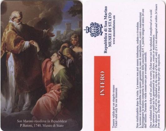Museidistato - Ticket 2