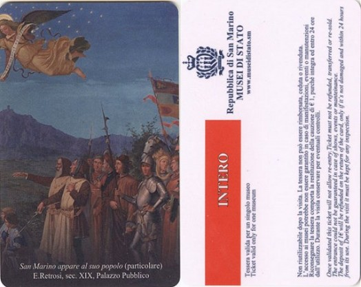 Museidistato - Ticket 1