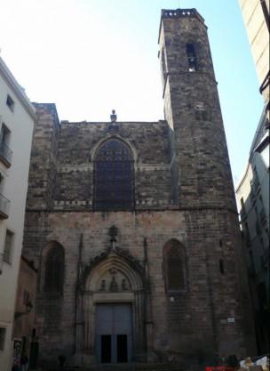 Церковь Сантс Жуст-и-Пастор