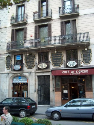 Cafe De L`Opera