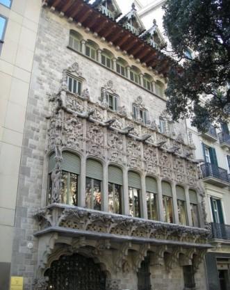 Дворец барона Куадраса