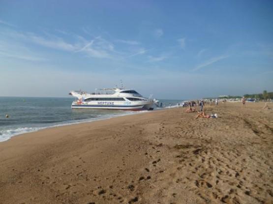 Costa Brava Beach