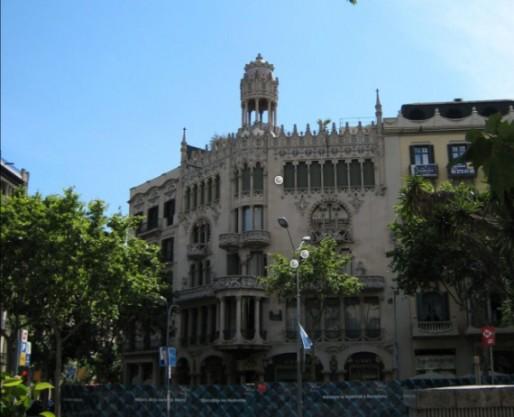 Дом Льео Морера