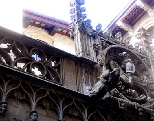 Palau De La Generalitat De Catalunya -San Jorge 1