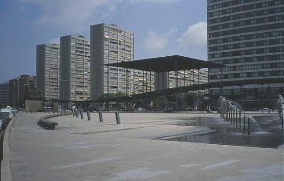 Площадь Каталонских стран
